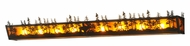 Meyda Tiffany 139293 Tall Pines 8 Lamp Timeless Bronze Vanity Light - 58 Inches Wide