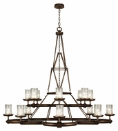 Fine Art 860540 Liaison Transitional 58 Inch Diameter Dining Room Chandelier