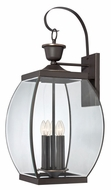Quoizel OAS8413Z Oasis XXL 33 Inch Tall 5 Lamp Medici Bronze Exterior Sconce