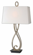 Uttermost 26341 Ferndale 33 Inch Tall Modern Table Top Lamp