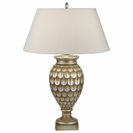 Fine Art 829210-2 Recollections 35 Inch Tall Antiqued Gold-Stained Bed Lamp