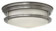 Hinkley 3302 Hadley Small 12 Inch Diameter Transitional Ceiling Light Fixture