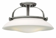 Hinkley 3321BN Hutton 16 Inch Diameter Transitional Overhead Lighting - Brushed Nickel