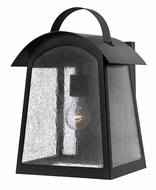 Hinkley 2655BK Putney Bridge Transitional 15 Inch Tall Large Outdoor Lighting Sconce