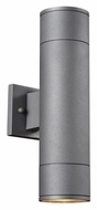 PLC 8034-BZ Troll II Large Exterior Security Light Fixture - Bronze