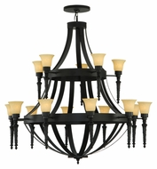 Meyda Tiffany 135086 Pontoise Large 60 Inch Diameter Traditional Chandelier Light Fixture