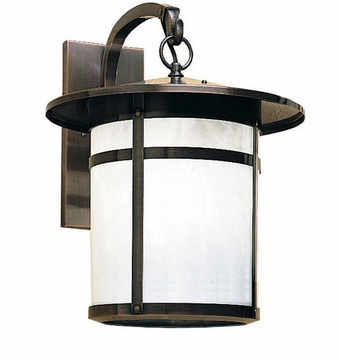 Arroyo Craftsman BB-14 Berkeley Craftsman Outdoor Wall Sconce - 15 inches tall