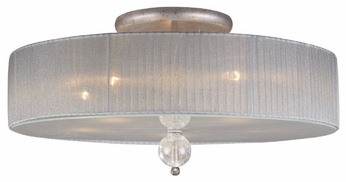 ELK 20006-5 Alexis Contemporary Semi Flush Ceiling Light
