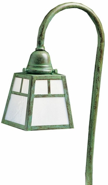 Arroyo Craftsman LV27-A A-Line Craftsman Landscape Light - 27 inches tall