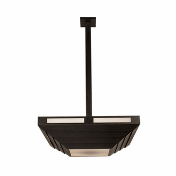 Arroyo craftsman cach18 cascade 18 contemporary craftsman for Modern craftsman lighting