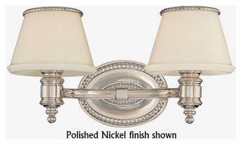 Hudson Valley 4942 Richmond 2-Lamp Vanity Light