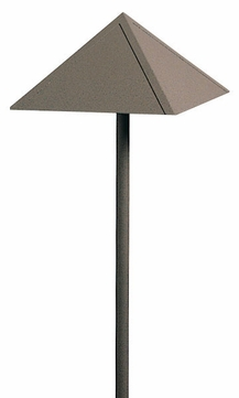 Arroyo Craftsman LV18-8RE Evergreen Craftsman Low Voltage Landscape Light - 22 inches tall