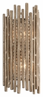 Corbett 182-12 Geisha 15 Inch Tall Bronze Wall Lighting Fixture - Contemporary