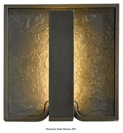Hubbardton Forge 217305D Ingot 5 Inch Wide LED Wall Light With Finish Options