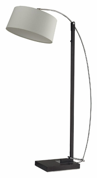 Dimond d2183 logan square 88 inch tall downlight floor for Downlight floor lamps