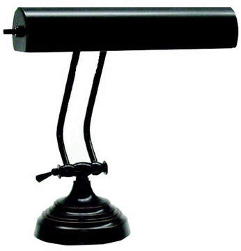 House of Troy AP102191 AP10-21 Advent Piano Lamp in Oil Rubbed Bronze