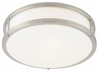 Access 50080 Conga Contemporary 1 Light 16 inch Flushmount Ceiling Fixture