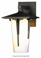 Hubbardton Forge 305705 Modern Prairie  Exterior 12 Inch Tall Small Wall Lighting Fixture