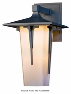 Hubbardton Forge 305710 Modern Prairie Large 15 Inch Tall Outdoor Sconce