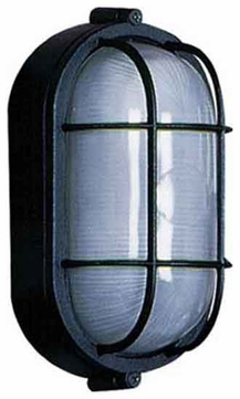 Artcraft AC5660 Large Oval Nautical Style Outdoor Wall Sconce - ART-AC5660