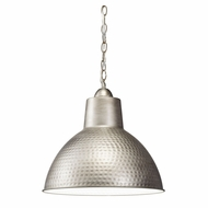Kichler 78200AP Missoula 13 Inch Diameter Antique Pewter Lighting Pendant