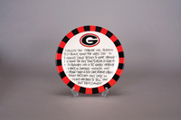 UGA Definition of a Georgia Fan Platter