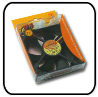 THERMALTAKE 9 cm High Performance DC Case FAN