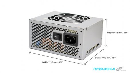 FSP Fortron Source FSP300-60GHS 300W Power Supply
