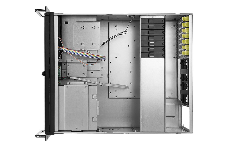 IN-WIN IW-R400-00-00 4U Rackmount Case