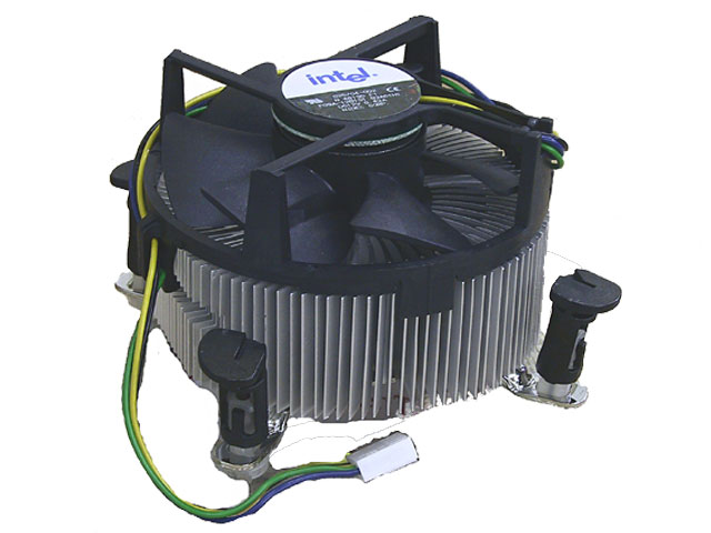 Intel Stock LGA775 CPU Fan