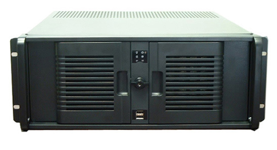 iStarUSA D-400-7P 4U Rackmount Case with Double Plastic Doors
