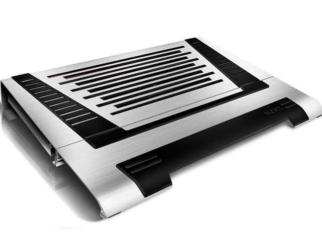 NZXT Cryo LX ACC-NT-CRYO-LX Aluminum Notebook Cooler with 120mm Big Fan