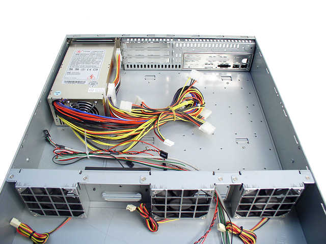 RM-2110L Longer Version for Ext. ATX 2U Rackmount Computer Case