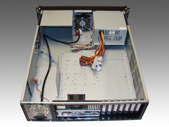 RM-3155 3U Rackmount Case (Fits ATX Power Supplies)