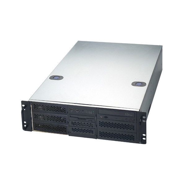 RM-3313 Flexible 9 External Bay 3U Rackmount Case