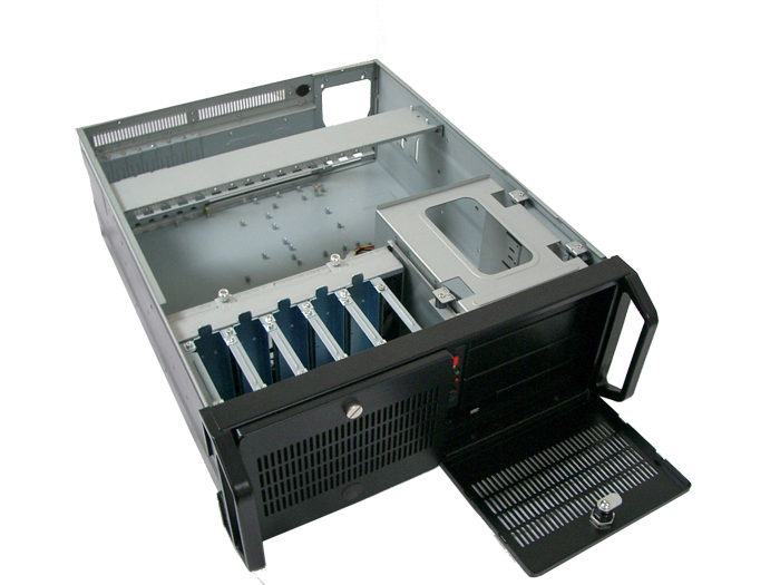 RM-4055  Advanced Level 4U Rackmount Chassis 21.75