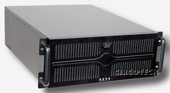 RM-4170 4U IPC Rackmount Server Case