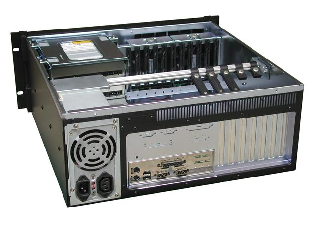 RM-4408 Short 17.8 inches 4U Rackmount Case