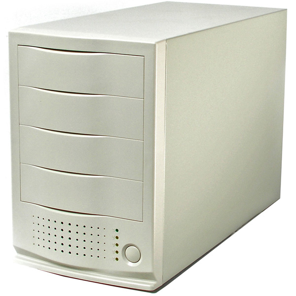 SCSI External Case 4 Bay with 250W Power Supply