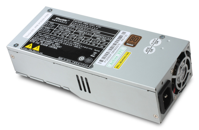 Shuttle PC63 80 Plus SilentX 500W Power Supply