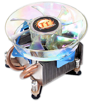 Thermaltake CL-P0092 Silent775 Heatpipe Cooling P4 CPU Cooler
