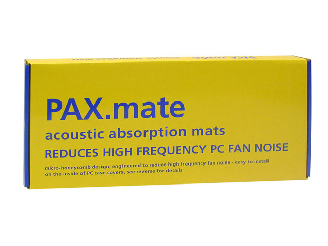 Acoustic Mate Fan Noise Reducer