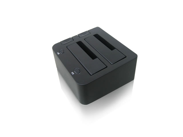 AGE-902DU Dual Hard Drive USB 2.0 / eSATA Docking Station