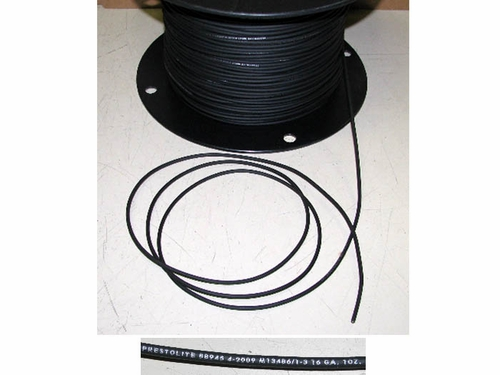 Prestolite Wire For Military Vehicles, 16 AWG, M13486/1-3 (100 Ft Spool)