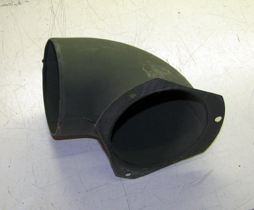 Heater Air Intake Elbow Adapter For M35A2, 10937859