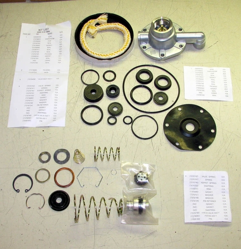 Rebuild Kit For The M54/M809 5 Ton Truck Air Pack, 8333870