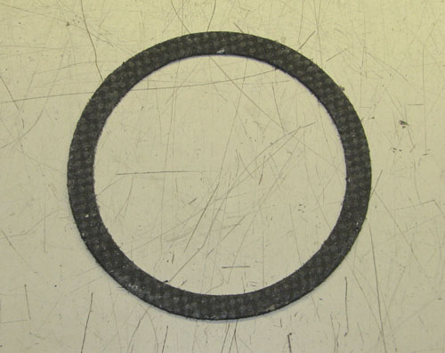 Exhaust Gasket for M35A2 Vertical Stack and J-Pipe, 11609349-2