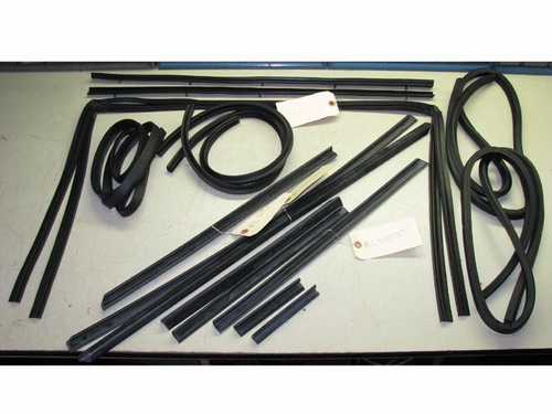 Cab Weather Seal Kit For M35/M54/M809 Series, WSK-1