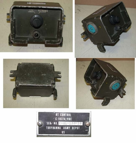 C-10374 Radio Retransmission Control Box
