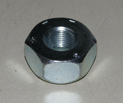 Lug Nut, Right Hand Threads, For M37/M35/M54/M809/M939, MS51983-2